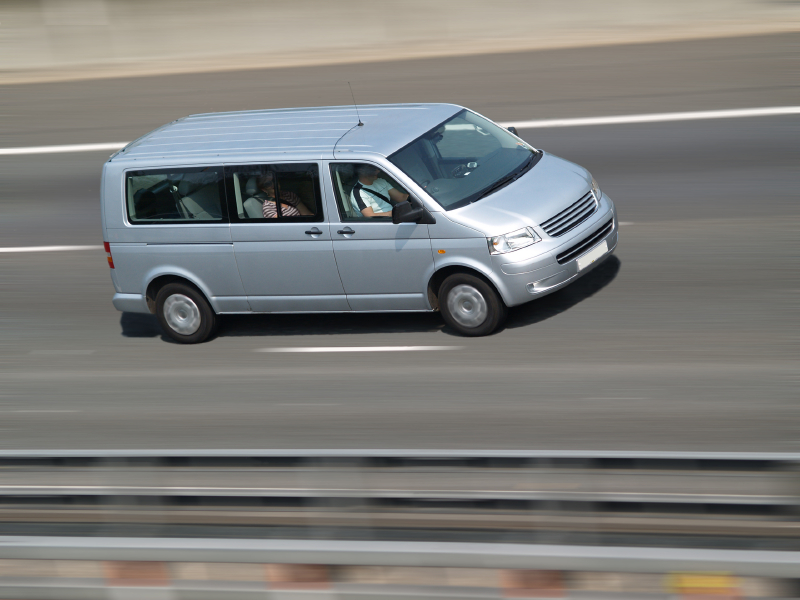 Minibus Rental Poland