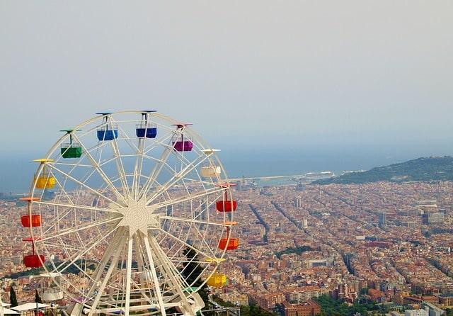 7 and 8 seater passenger vand rental Barcelon